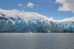 Grey Glacier Royalty Free Stock Photo