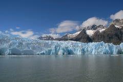 Grey Glacier Royalty Free Stock Photos