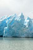Grey glacier in Patagonia, Chile Stock Images