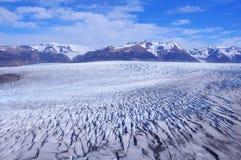 Grey glacier. Torres del Paine National park. Royalty Free Stock Image