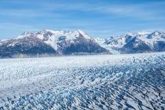 Grey glacier. Torres del Paine National park. Royalty Free Stock Photo