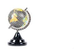 Grey globe Royalty Free Stock Images