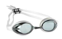 Grey goggles Royalty Free Stock Photos