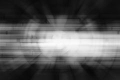 Grey gradient blurred. Stock Photography