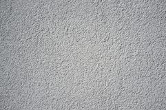 Grey Grainy Wall Texture fotografie stock
