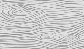 White wooden cutting, chopping board, table or floor surface. Wood texture. Vector illustration. Grey grainy wooden cutting, chopping board, table or floor stock illustration