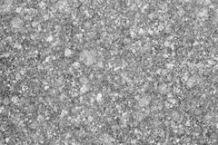 Grey granite background with natural pattern. Royalty Free Stock Photos