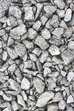 Grey gravel background Royalty Free Stock Image