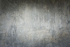 Grey grunge concrete wall. Royalty Free Stock Photography