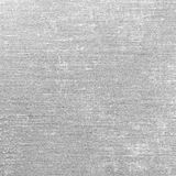Grey Grunge Linen Texture, Gray Textured Burlap Fabric Background-Patroon, Grote Gedetailleerde Macroclose-up stock foto