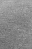 Grey Grunge Linen Texture, Gray Textured Burlap Fabric Background vertical, l'espace vide vide de copie Photos stock