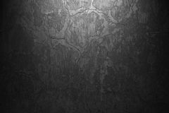 Grey grunge textured wall Stock Photography