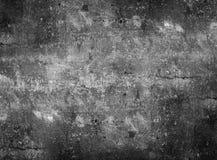 Grey grunge textured wall Stock Photos