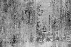 Grey grunge textured wall. Copy space Stock Photo