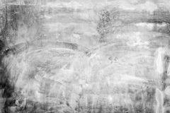 Grey grunge textured wall, free copy space background. Royalty Free Stock Photos