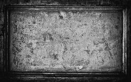 Grey grunge textured wall Stock Images