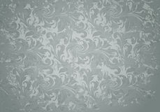Grey Grunge Vintage pattern Royalty Free Stock Image