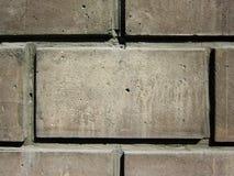 Big old bricks Stock Photo