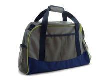 Grey handbag Royalty Free Stock Image