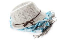 Grey hat Royalty Free Stock Image