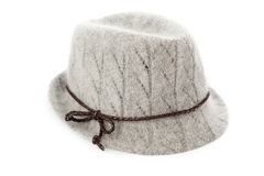 Grey hat Stock Photography