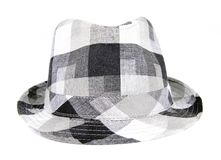 Grey Hat Royalty Free Stock Photos