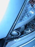 Grey headlight Stock Photos
