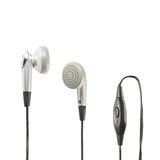 Grey Headphones Royalty Free Stock Photo