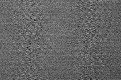 Grey herringbone fabric pattern texture background Royalty Free Stock Photography