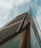 Grey High Rise Building Royalty Free Stock Photos
