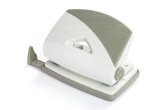 Grey hole puncher Royalty Free Stock Image