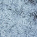 Grey Ice Texture Background con Crystal Surface fotografia stock libera da diritti
