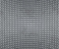 Grey inflected wall Stock Photography