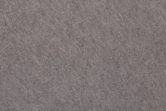 Grey knitted fabric Royalty Free Stock Photo