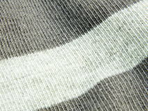 Grey knitted wool background Stock Photography