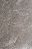 Grey leather background Stock Photos