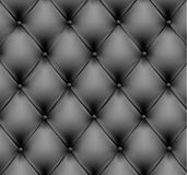 Grey leather background. Vector Royalty Free Stock Image
