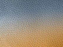Grey leather texture Stock Images