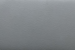 Grey leather texture Stock Image