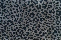 Grey leopard pattern. Royalty Free Stock Photos