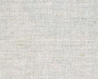 Grey linen texture. Grey woven linen texture or background Stock Photos
