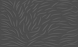 Grey lines abstract background texture. Vector Stock Images