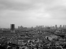 Grey London Fotografie Stock