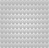Grey lotus pattern. For any use Stock Image