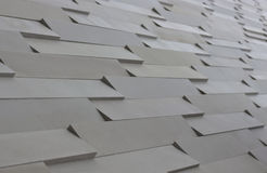 Grey Masonry moderne Photos stock