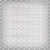 Grey Metal Background Stock Photo
