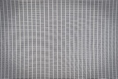 Grey metal grid texture and background Stock Photo