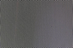 Grey metal mesh Royalty Free Stock Image