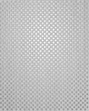 Grey metal pattern Royalty Free Stock Photography