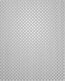 Grey metal pattern Royalty Free Stock Photography